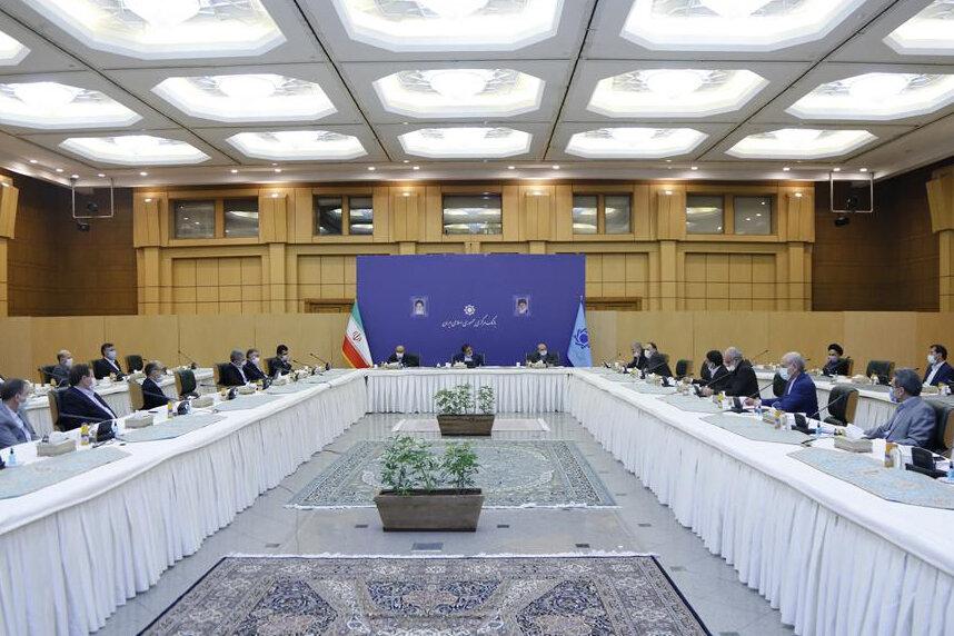 جلسه رفع ابهام کمیسیون اقتصادی مجلس با بانک مرکزی برگزار شد
