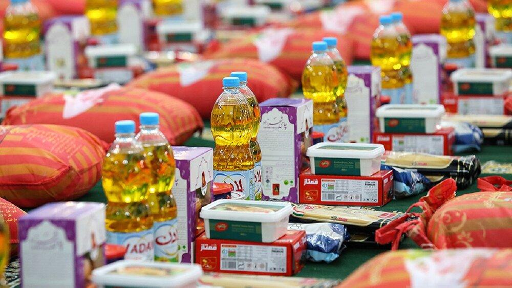 توزیع ۶ هزار بسته معیشتی کمک مومنانه در اسلامشهر