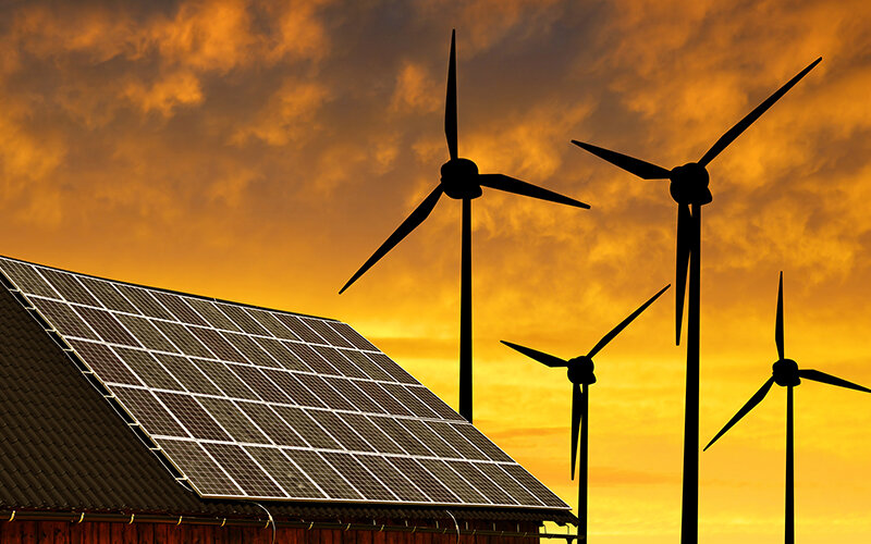 ضرورت توسعه نیروگاه های تجدید پذیر