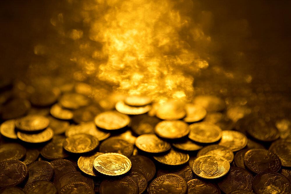 سقوط ۱۱۰ هزار تومانی سکه