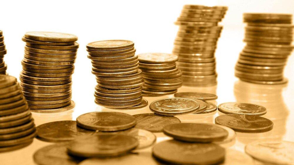 نوسان قیمت سکه در کانال ۱۰ میلیون و ۵۰۰ هزار تومان