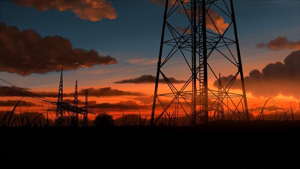 کاهش ۳ هزار مگاواتی تولید برق به علت کاهش بارشها