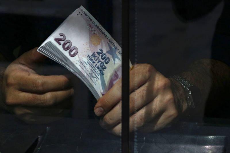 لیر ترکیه به کمترین نرخ برابری با دلار رسید