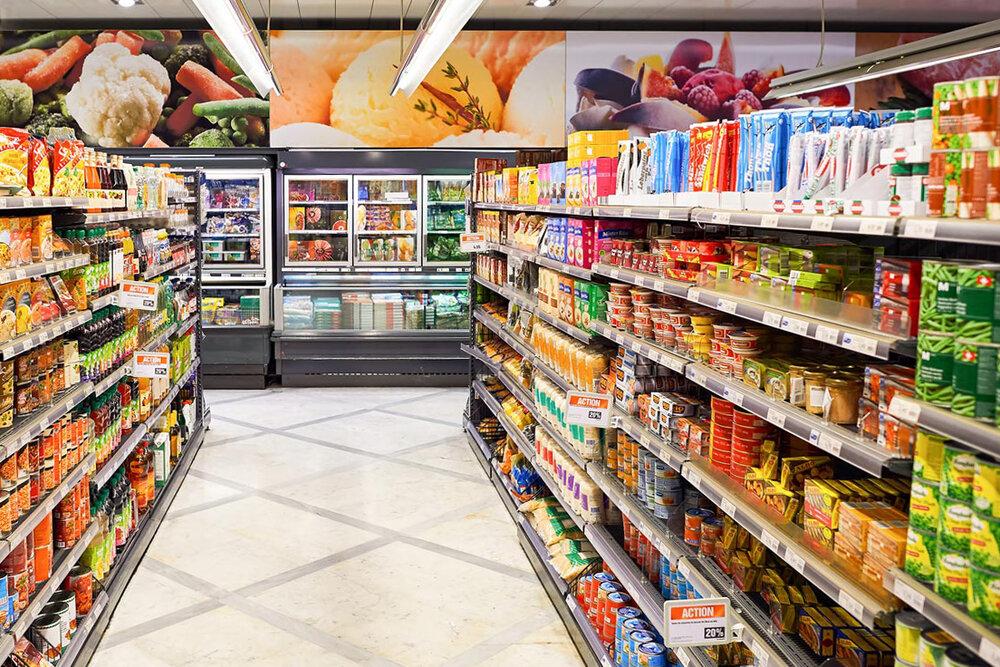 تغییرات قیمت کالاهای خوراکی در اردیبهشت ١٤٠٠