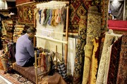 فعالان عرصه فرش دستباف از پرداخت مالیات معاف شدند
