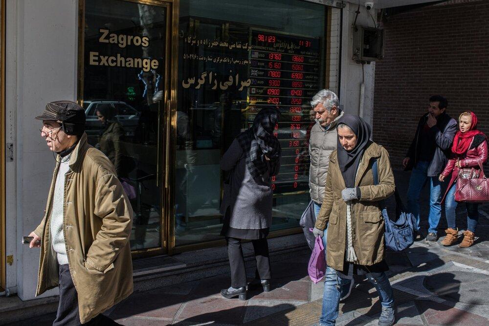 تداوم روند کاهشی نرخ دلار