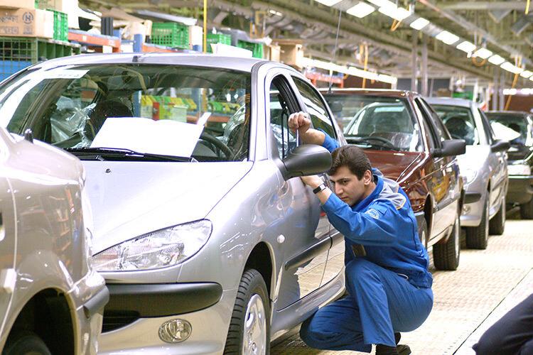 فروش فوق العاده ایران خودرو از یکشنبه آغاز می شود