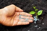 ذخیره ۴۵۰ هزار تن کود یارانه ای برای کشت پاییزه