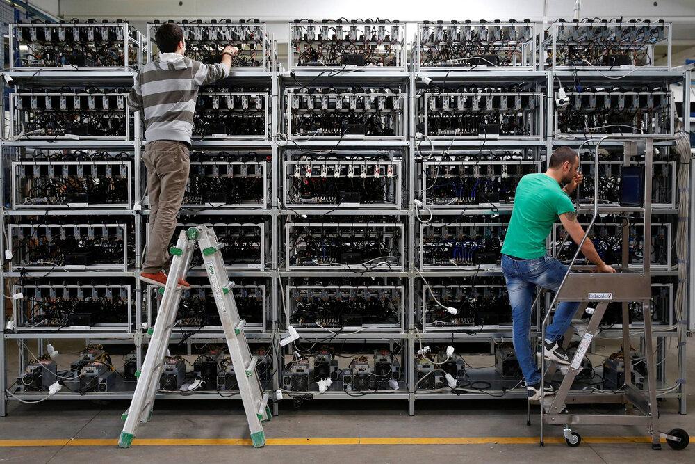 سهم ۶ هزار مگاواتی رمز ارزها در مصرف برق