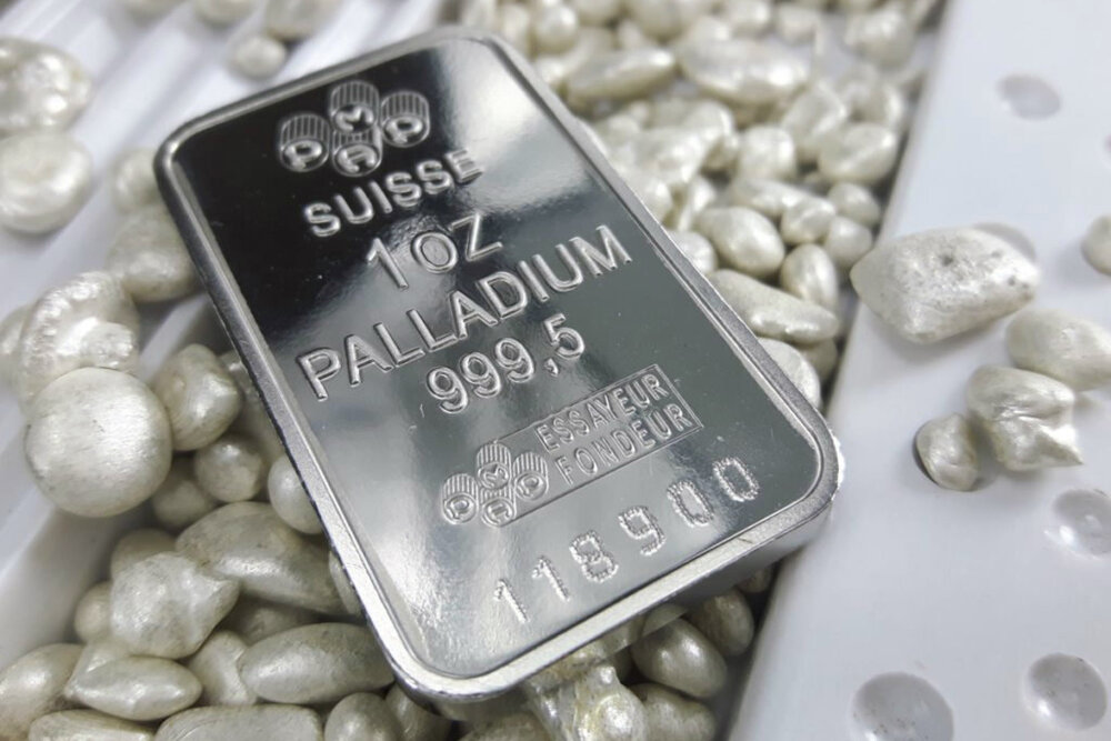 افزایش تقاضا نرخ فلز پالادیوم را بالا برد