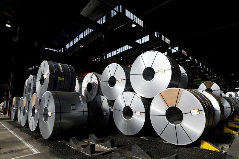 افزایش ۸ درصدی مصرف محصولات فولادی کشور