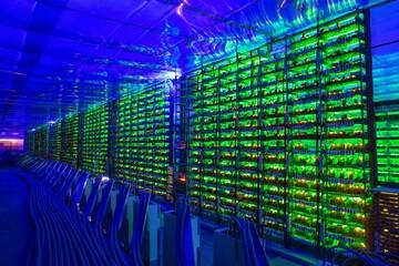 ۰.۵ درصد برق جهان صرف استخراج بیتکوین میشود