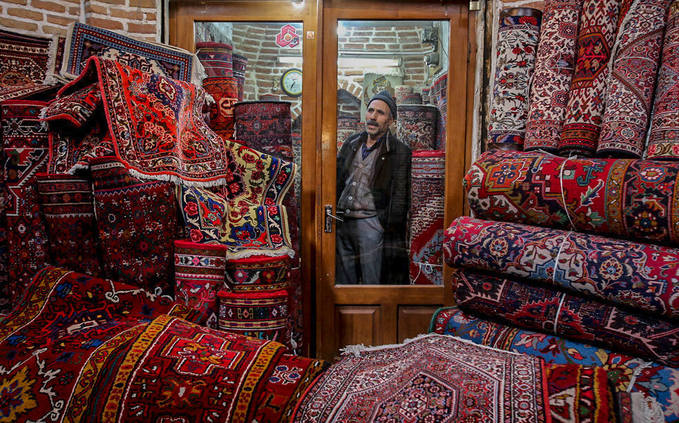 موانع صادرات فرش دستباف برداشته شود