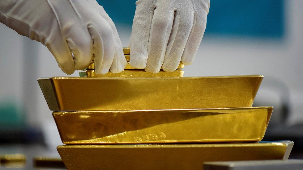 قیمت جهانی طلا رشد کرد/ هر اونس ۱۸۴۴ دلار