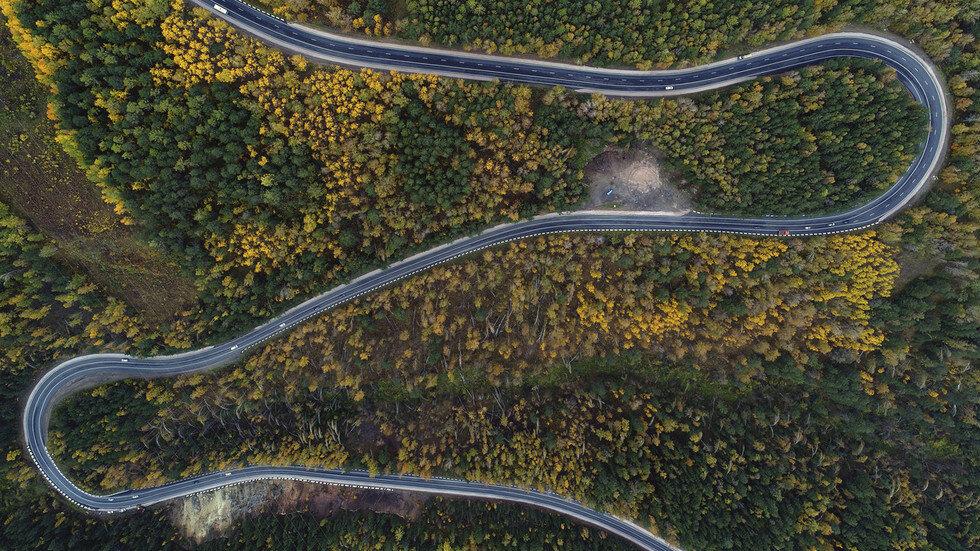 تردد در محورهای شمالی کشور روان است