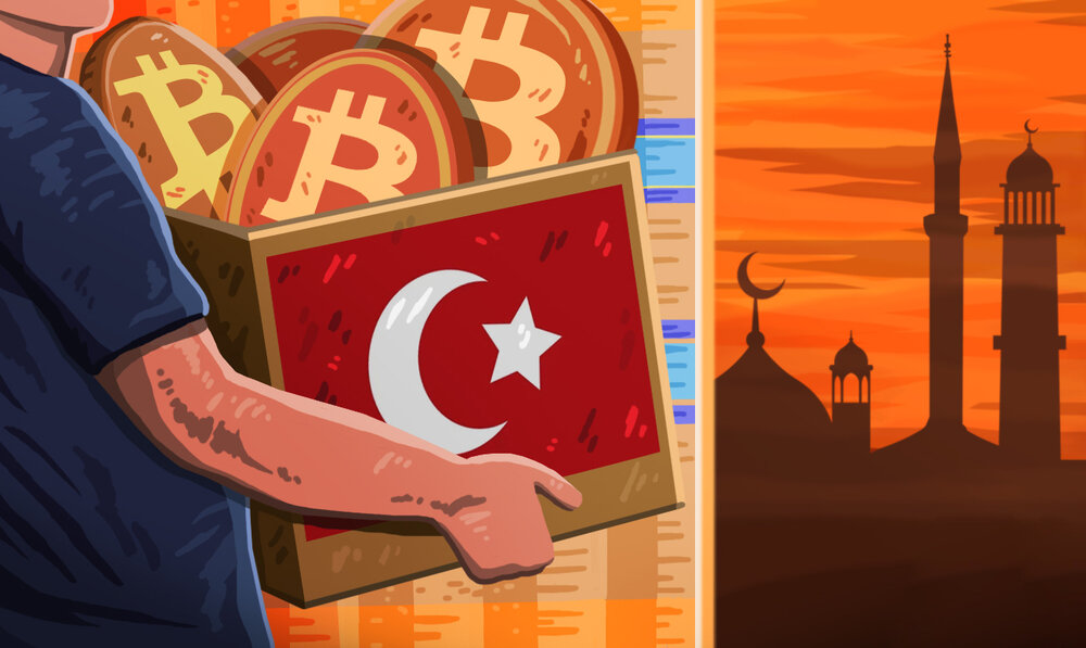 ترکیه فعالیت رمزارزها را قانونمند میکند
