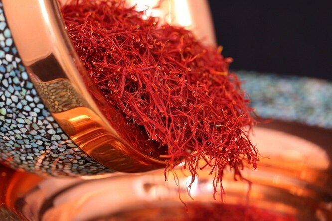 روند صعودی صادرات زعفران در سال ۱۴۰۰