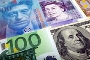 کاهش بهای رسمی ۲۲ ارز