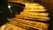 کاهش آرام قیمت طلا در بازار جهانی