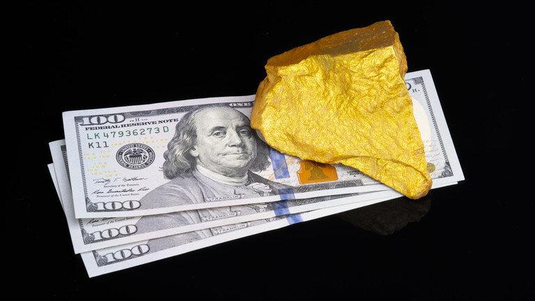 کاهش نرخ طلای جهانی