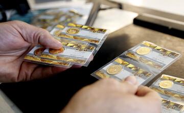 خرید سکه تا ۵ قطعه مشمول مالیات نمی شود