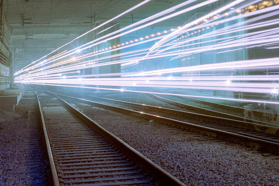 سرعت قطارهای چین به ۳۵۰ کیلومتر در ساعت رسید