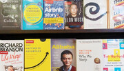 میلیاردرهای کارآفرین خواندن این کتاب ها را توصیه می کنند
