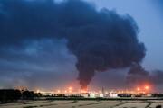 درخواست زنگنه برای بررسی علل آتشسوزی پالایشگاه تهران