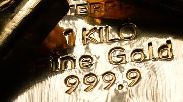قیمت جهانی طلا با افت دلار به ۱۹۰۰ دلار بازگشت