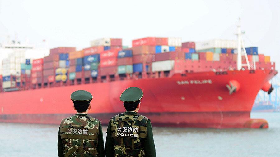 واردات چین رکورد شکست