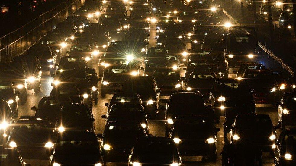افزایش ۴.۵ درصدی تردد جادهای