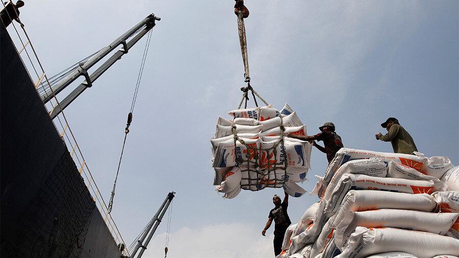 ممنوعیت واردات برنج در سال جاری برداشته شد