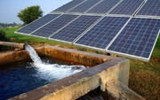 احداث ۳۰۰۰ مگاوات نیروگاه تجدیدپذیر برای چاه های کشاورزی