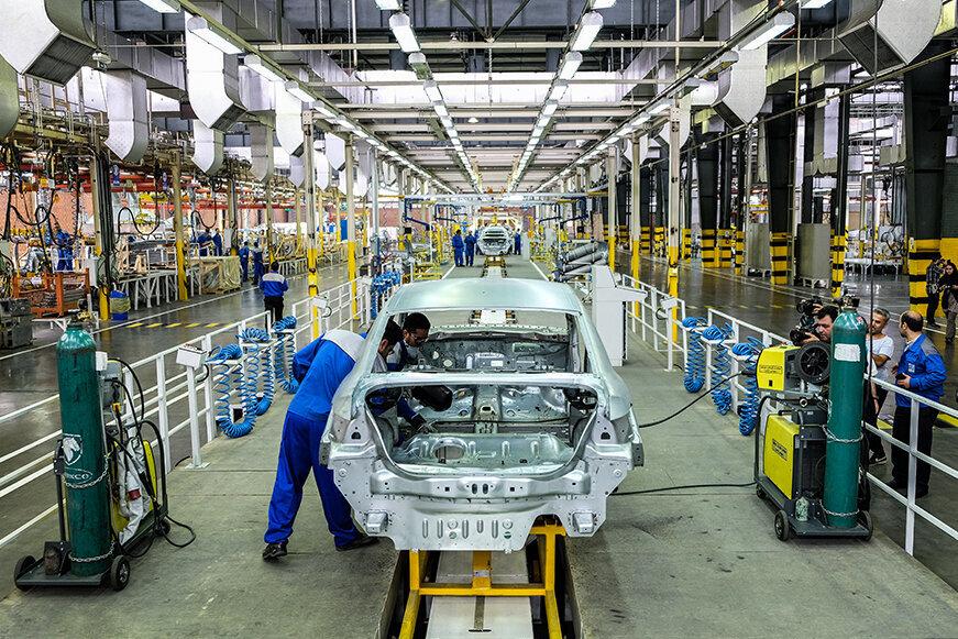 صنعت خودروسازی و سند چشم انداز ۱۴۰۴
