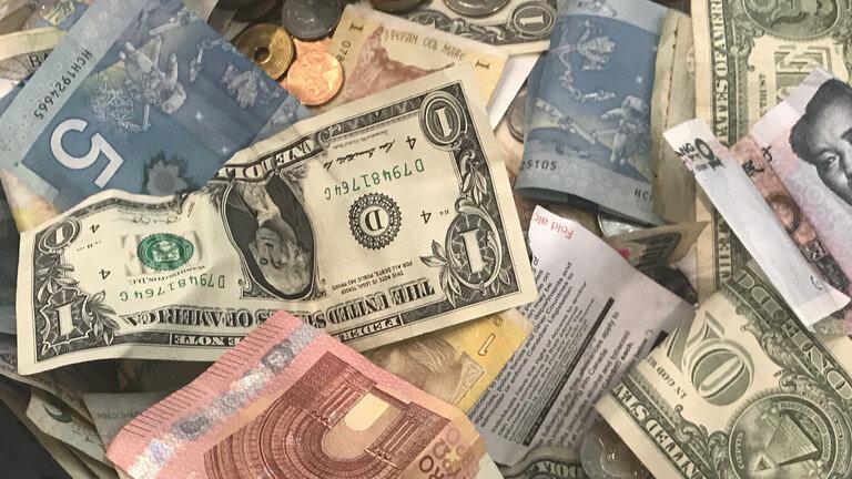 کاهش نرخ رسمی ۱۹ ارز