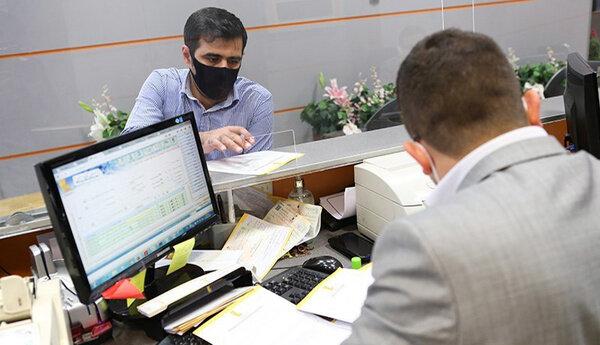 خدمات حضوری در بانک های کشیک ارائه نمی شود
