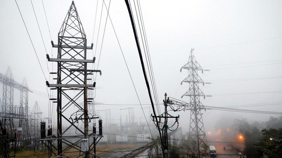 دیروز مصرف برق در کشور رکورد شکست