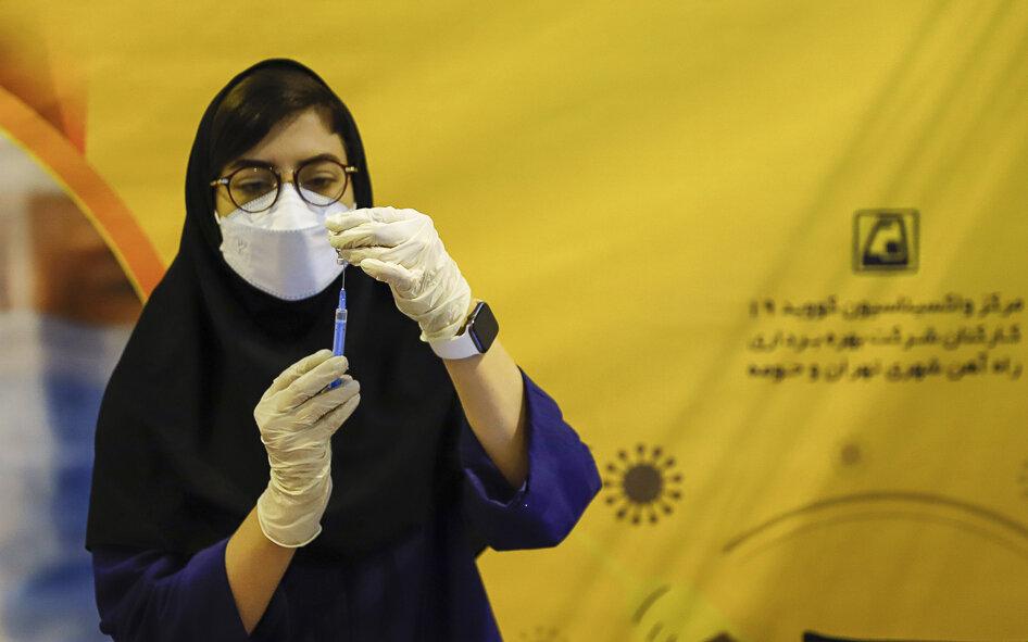 واکسیناسیون کارکنان مترو آغاز شد