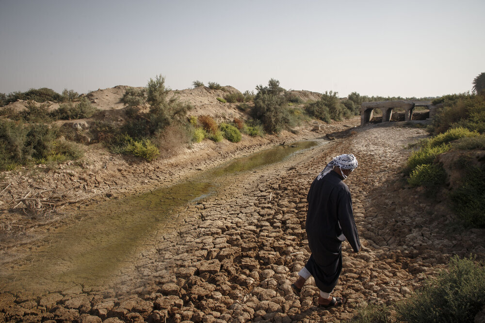 چهار عامل کم آبی خوزستان و مسئولیت اجتماعی کارآفرینان