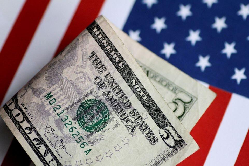 نرخ برابری دلار در مقابل ارزهای جهانی کاهش یافت
