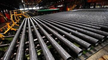 تولید محصولات فولادی از مرز ۲۰.۷ میلیون تن گذشت