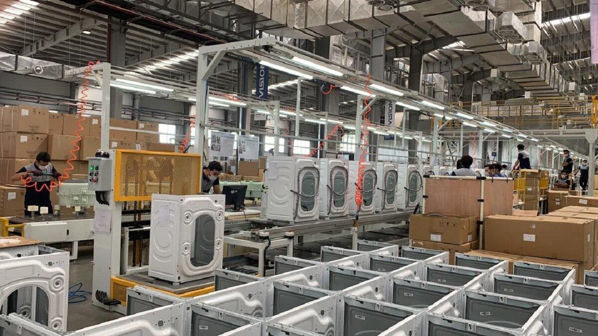 تولید بیش از ۲.۶ میلیون دستگاه لوازمخانگی در ۵ ماه نخست امسال
