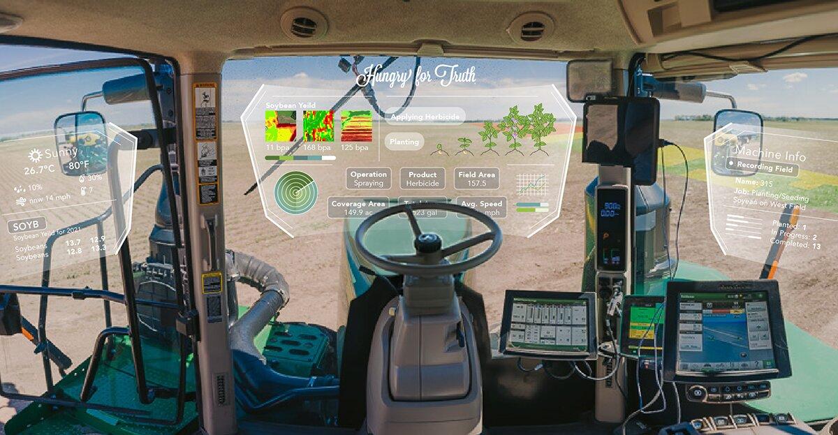 غولهای فناوری جهان به کمک کشاورزی هند می آیند