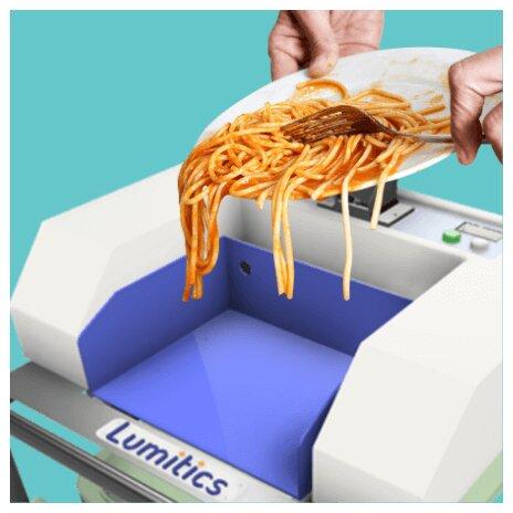 لومیتیکس؛ استارتاپی برای ردیابی هدررفت غذا