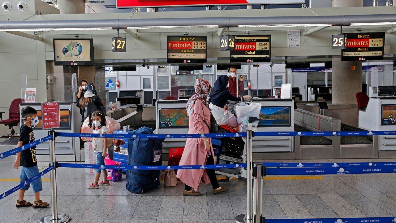 الزام ارائه کارت واکسن دیجیتال برای پروازهای خارجی