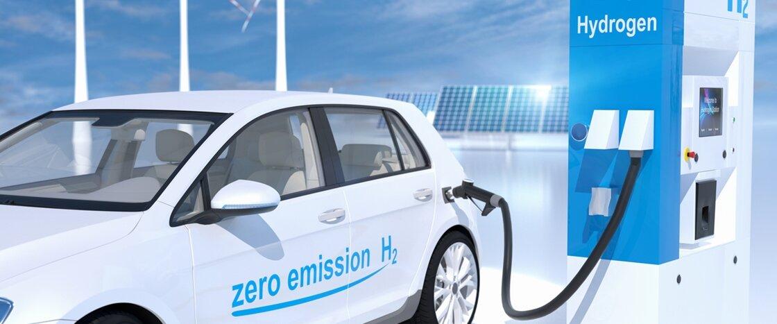 تلاش کمپانی های بزرگ آلمانی برای ساخت خودروهای هیدروژنی