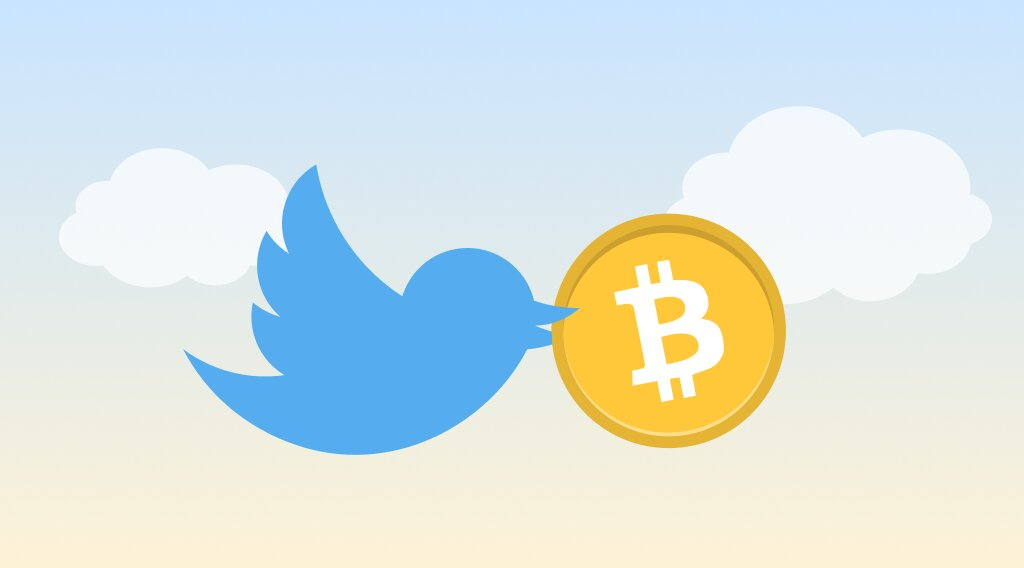 امکان پرداخت و انتقال بیت کوین در توییتر