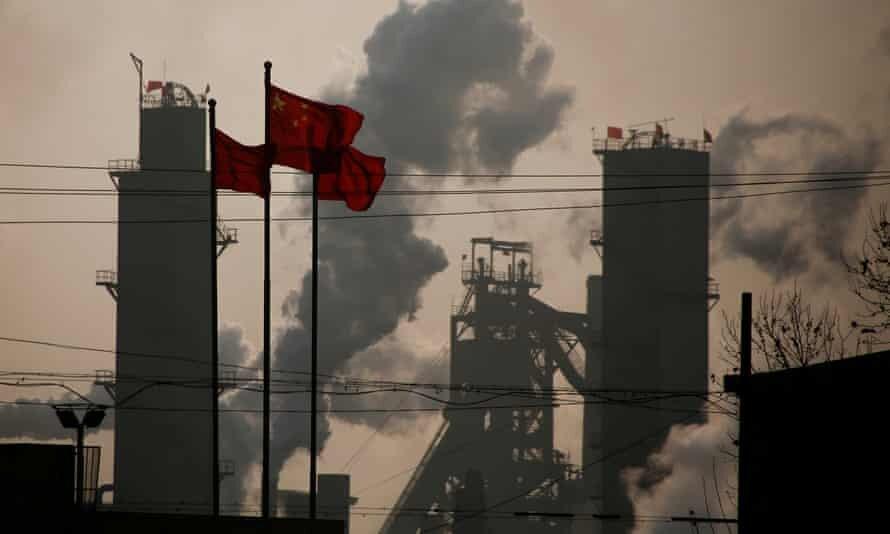 بحران خاموشی چراغ صنایع در چین