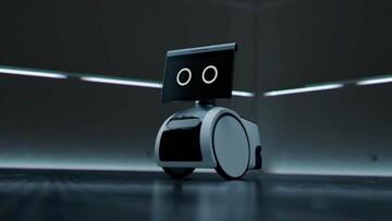 آمازون از ربات کوچک خانگی خود رونمایی کرد